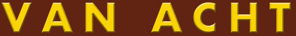 Van Acht Logo