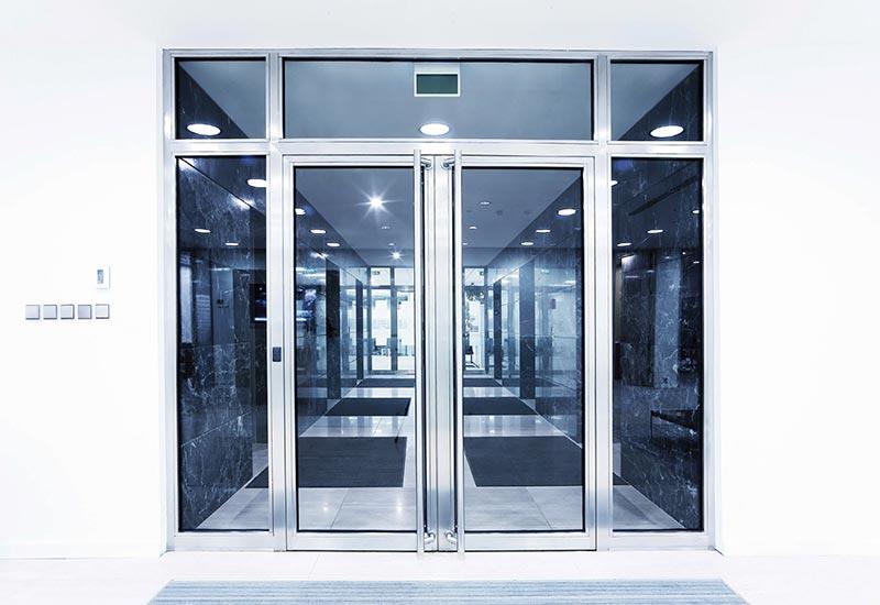 Aluminium doors van acht windows doors for Aluminium doors