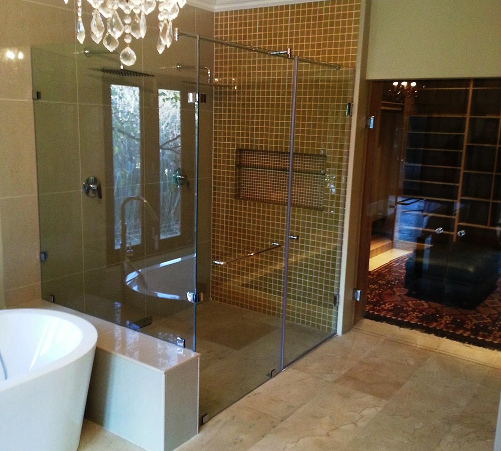 van acht frameless shower van acht frameless shower