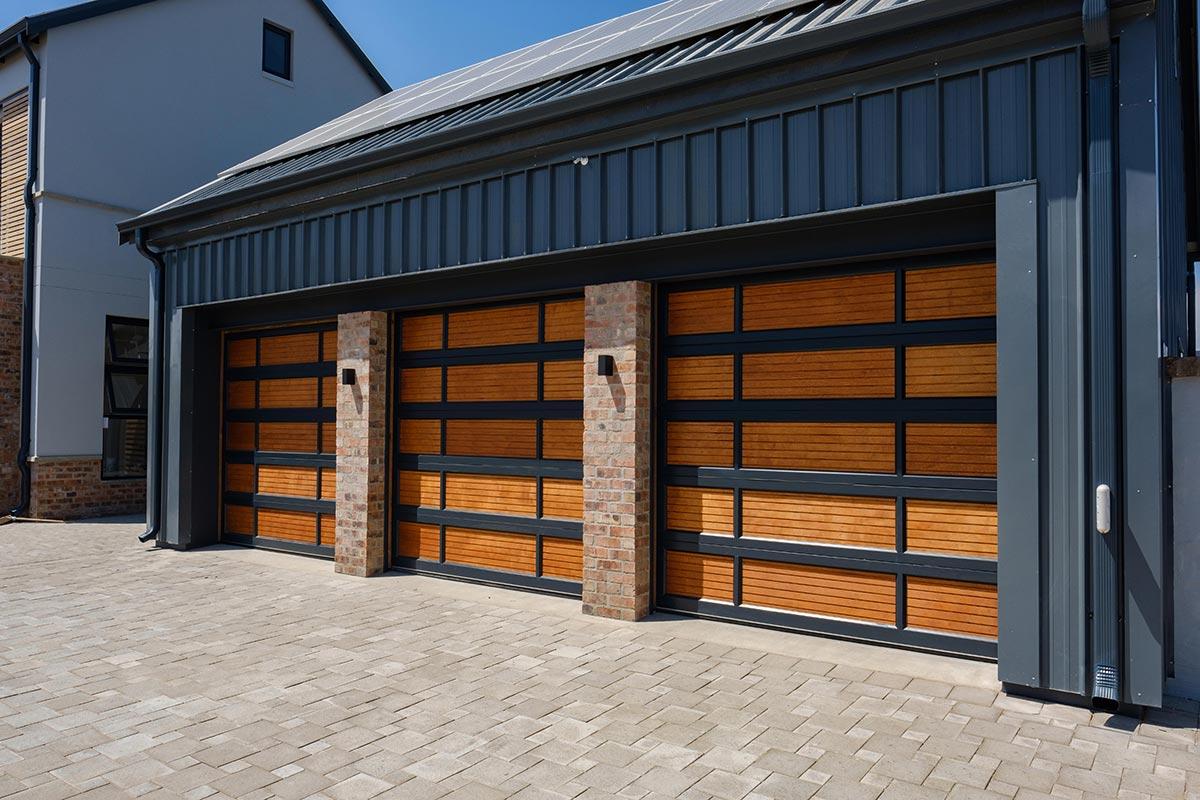 vanacht single yoso garage door