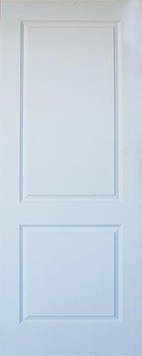 van acht fire rated interior doors