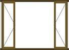 Van Acht Calyptus Window Open Pane