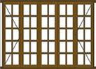 Van Acht Calyptus Window Small Pane