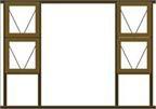 Van Acht Calyptus Window Top Hung