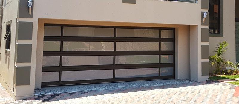 Van Acht Aluminium Garage Doors