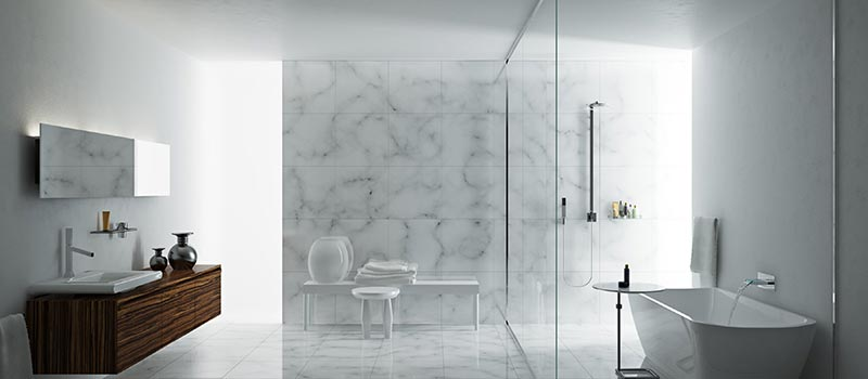 Van Acht Frameless Showers