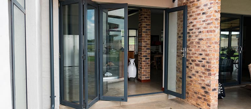 Aluminium Folding Doors & Aluminium Doors - Van Acht Windows \u0026 Doors Pezcame.Com