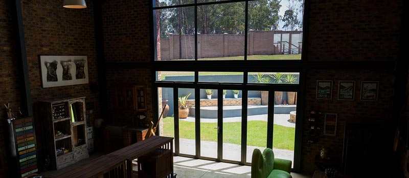 vanacht aluminium casement windows feature