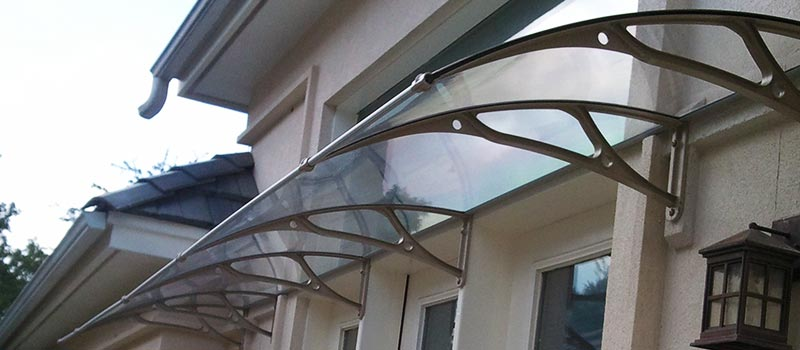 Van Acht Awnings Feature