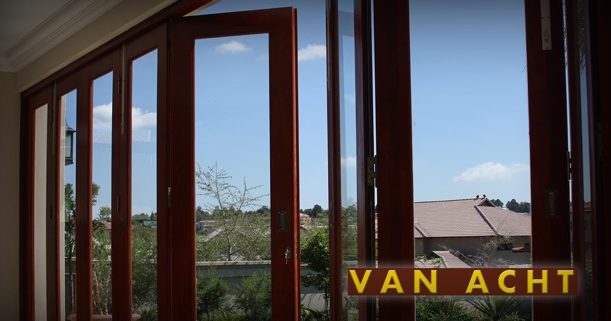 Sliding Folding Doors Van Acht Windows Doors