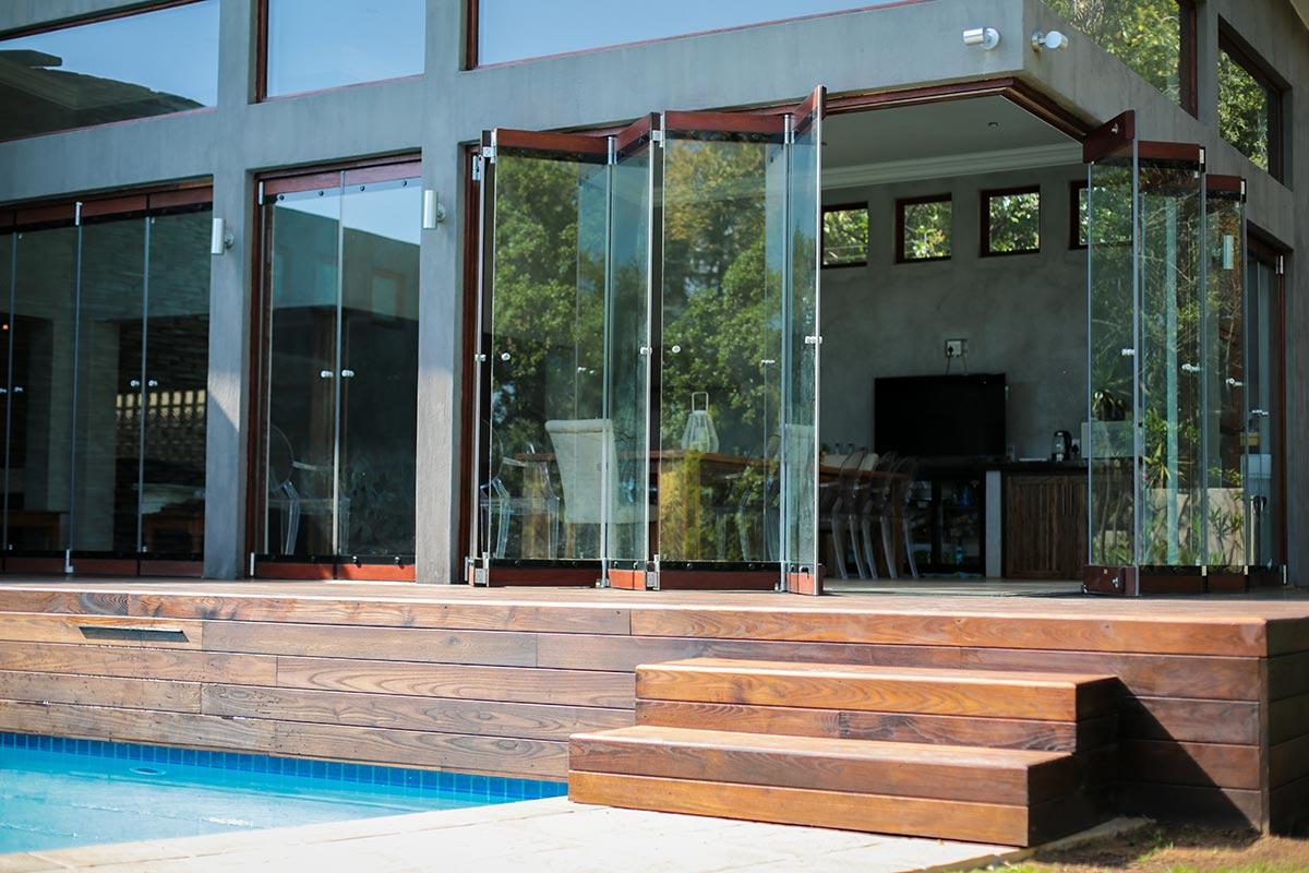 Frameless Glass Doors Van Acht Windows Amp Doors