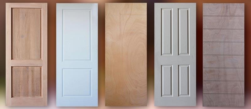 Wooden Doors - Exterior, Interior, Entrance, Pivot & Patio - Van Acht