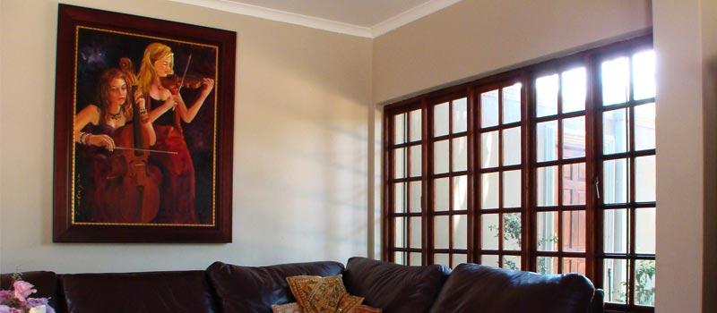 Van Acht Manor Windows Feature