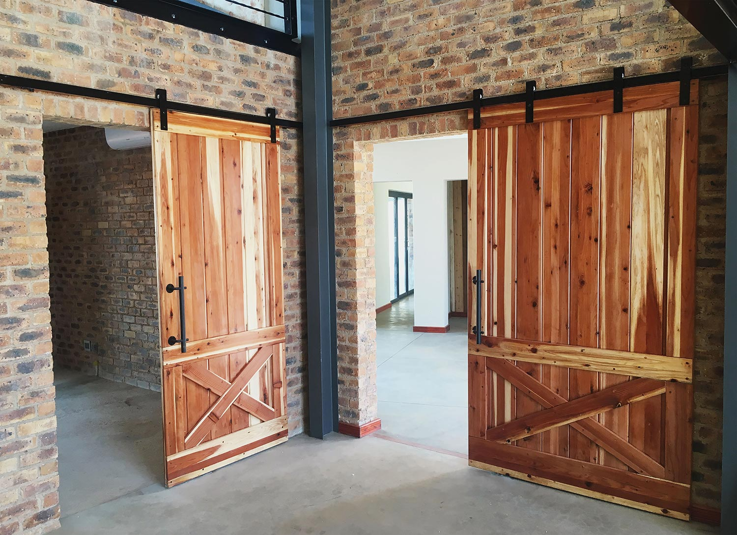 Sliding Track Doors Van Acht Windows Doors