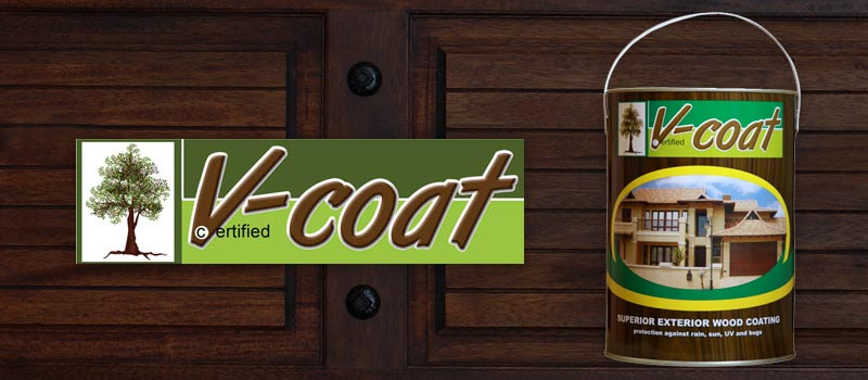 Van Acht V-Coat Wood Sealer Feature