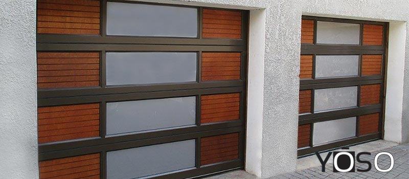 Van Acht YOSO Single Garage Doors